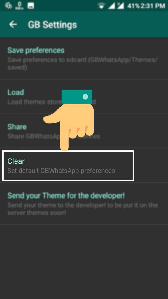 How to Apply & Download Themes in GBWhatsApp [Tutorial]