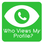 Check Who Visited My WhatsApp Profile via Android App