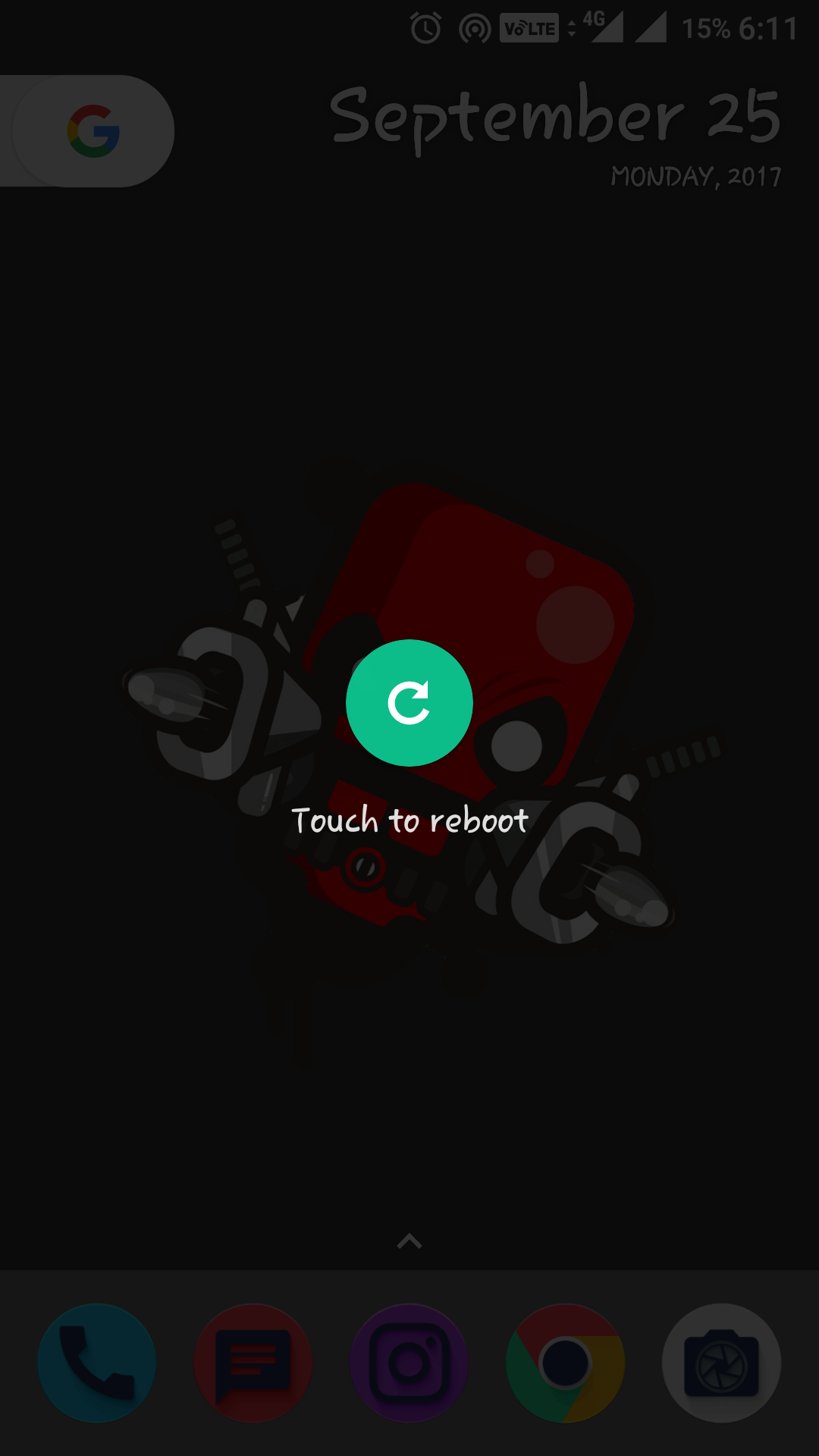 reboot-android